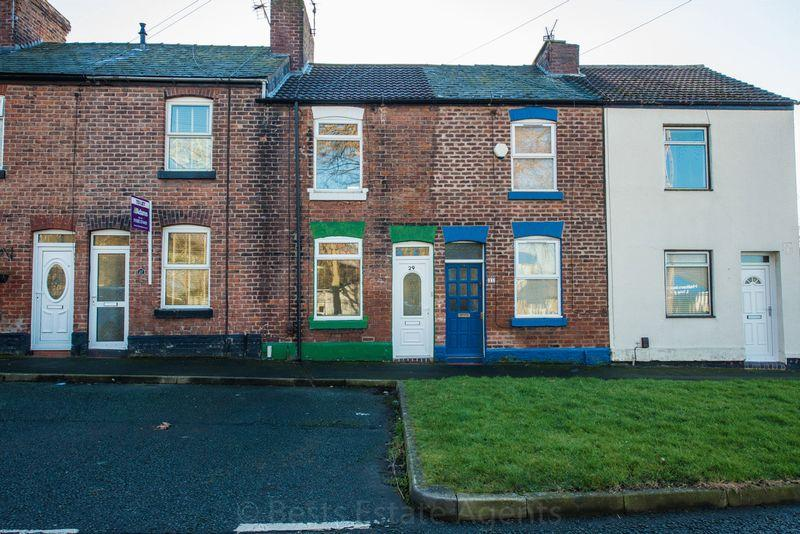 2 Bedrooms Terraced House for sale in Collier St Runcorn