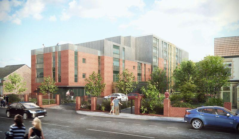 2 Bedrooms Apartment Flat for sale in Wishing Well, Two Bedroom Apartment, Carriage Grove, Liverpool