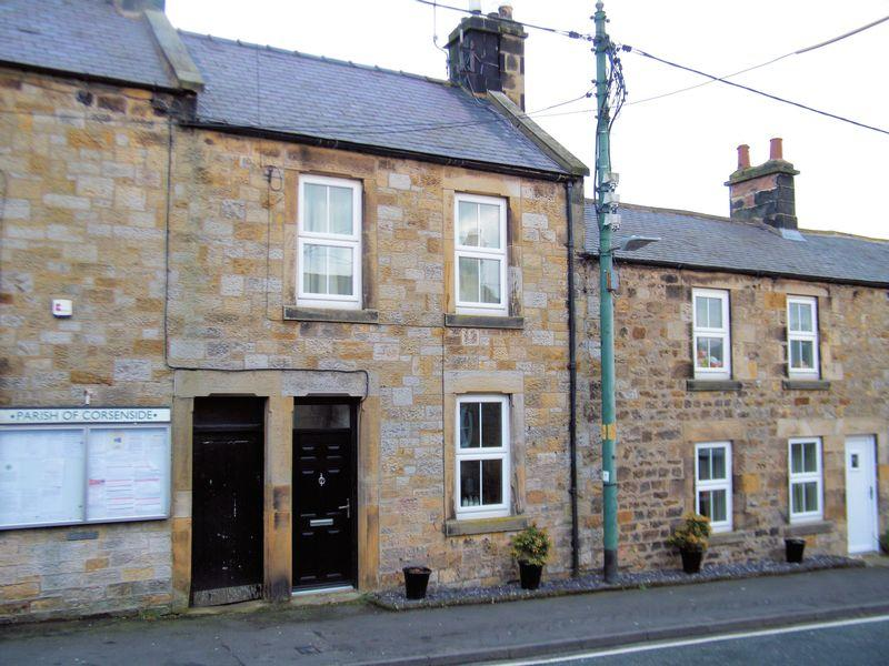 3 Bedrooms Terraced House for sale in NORTHUMBERLAND, West Woodburn