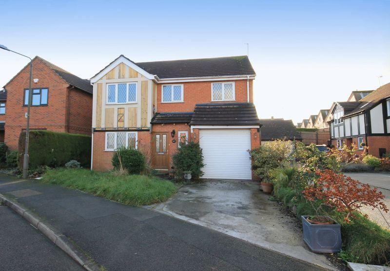 4 Bedrooms Detached House for sale in SPINNEY HILL, MELBOURNE