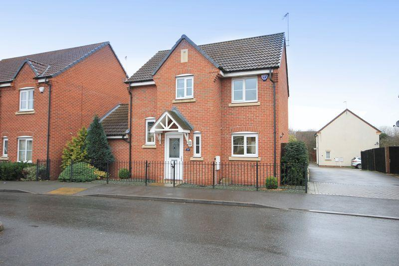 3 Bedrooms Detached House for sale in PARKWAY, CHELLASTON