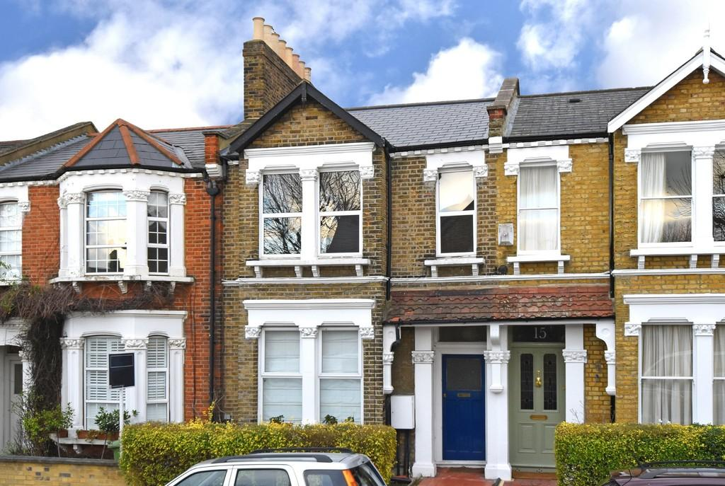 2 Bedrooms Flat for sale in Athenlay Road SE15