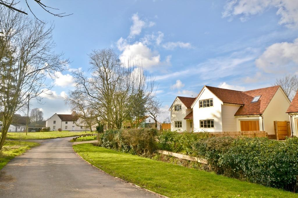 4 Bedrooms Detached House for sale in Lower Green, Wimbish