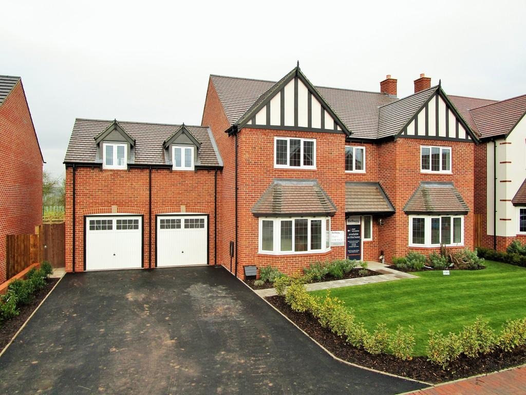 5 Bedrooms Detached House for sale in Hathaway Gardens, Stratford-upon-Avon