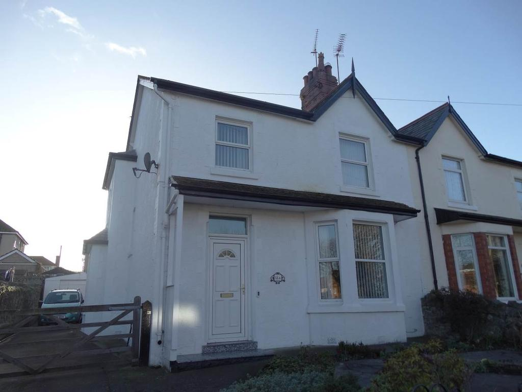 5 Bedrooms Semi Detached House for sale in 11a Llandudno Road, Rhos on Sea, LL28 4UD
