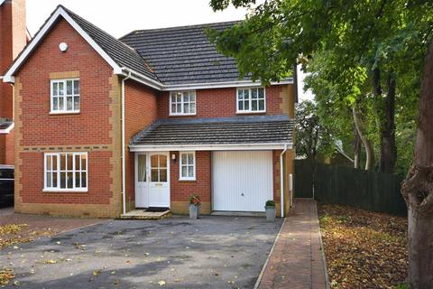 4 bedroom detached house for sale - Brangwyn Court, Swansea