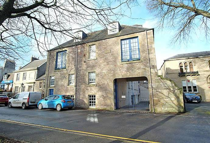 1 Bedroom Flat for sale in 7 The Granary, Kelso, TD5 7AT