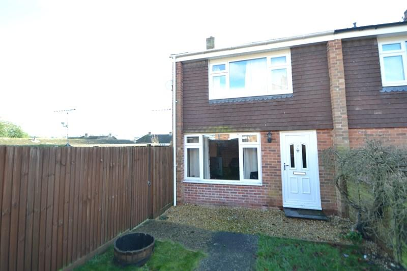 2 Bedrooms End Of Terrace House for sale in The Elms, Andover