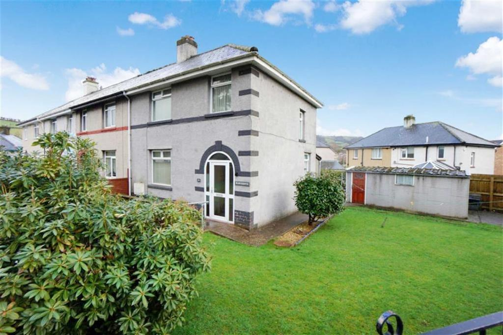 3 Bedrooms End Of Terrace House for sale in Cae Person, Llanrwst, Conwy