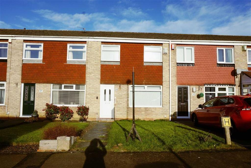 3 Bedrooms Terraced House for sale in Sunholme Drive, Wallsend, Tyne And Wear, NE28