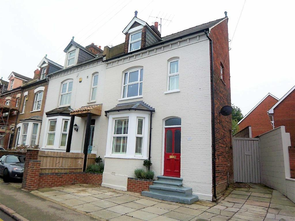3 Bedrooms End Of Terrace House for sale in Walsworth Road, Hitchin, SG4