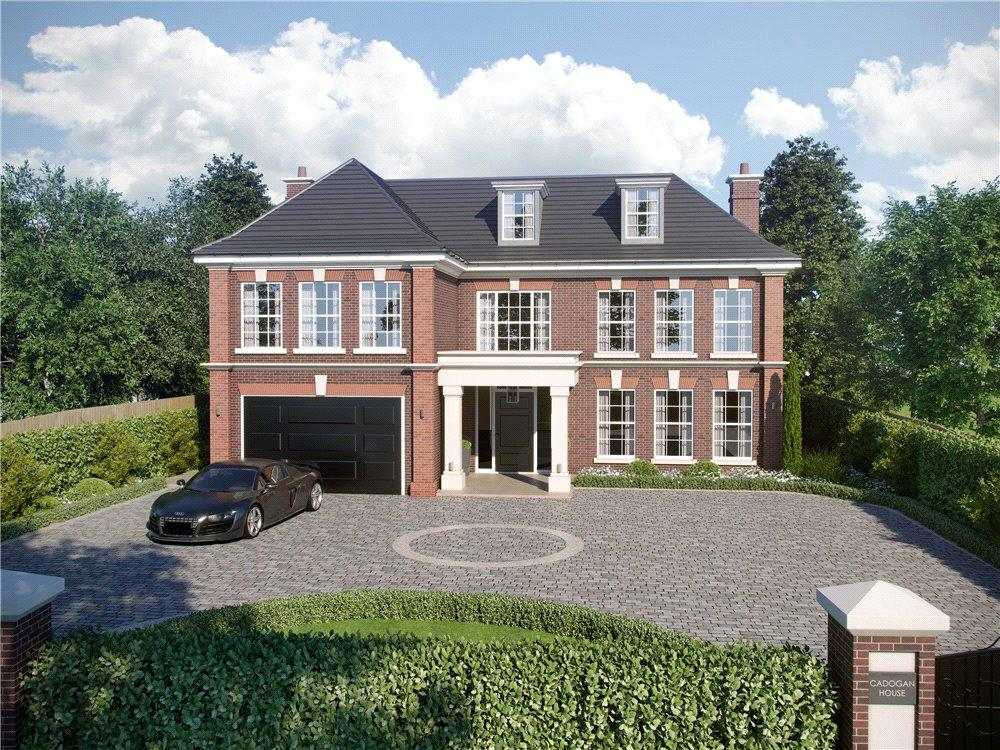 6 Bedrooms Detached House for sale in Coombe Ridings, Kingston upon Thames, KT2
