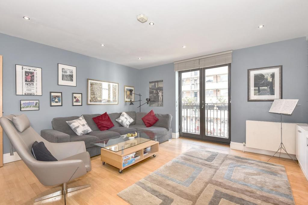 3 Bedrooms Flat for sale in Surrey Row, Borough