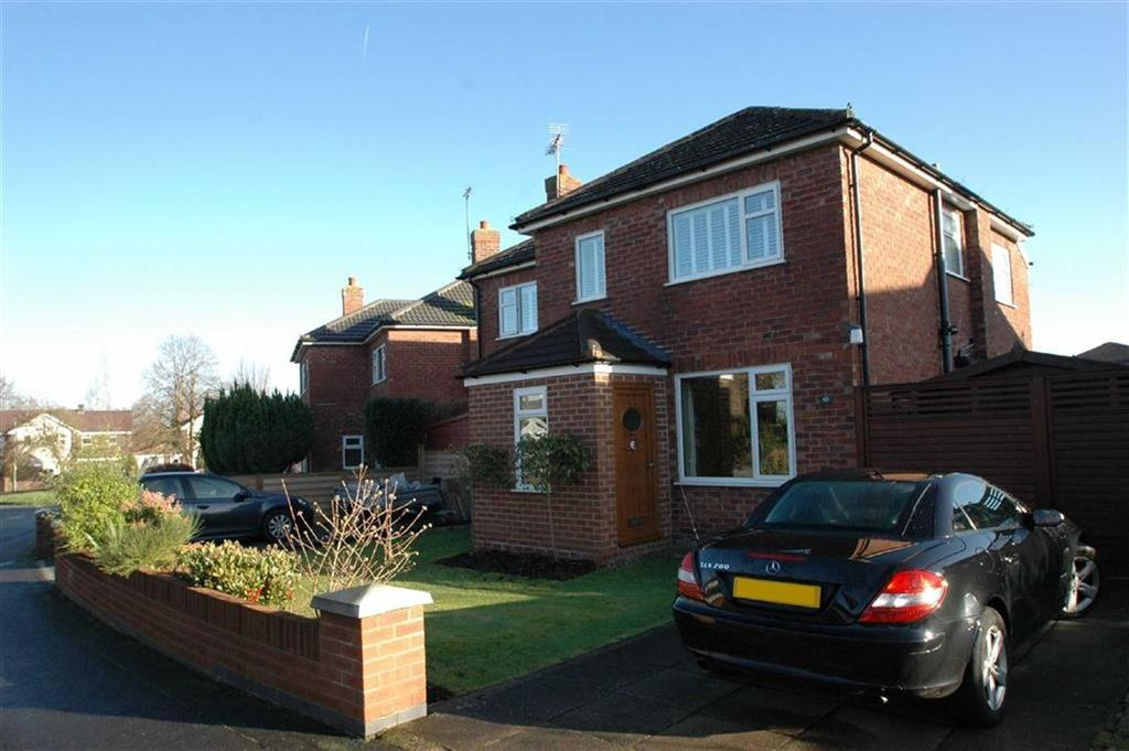 3 Bedrooms Detached House for sale in Boughton Hall Drive, Chester