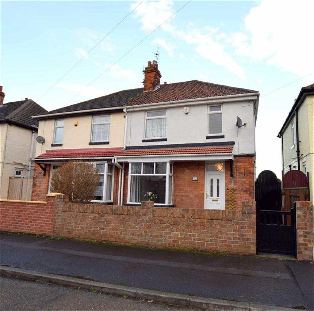 3 Bedrooms Semi Detached House for sale in Oliver Street, Cleethorpes, North East Lincolnshire