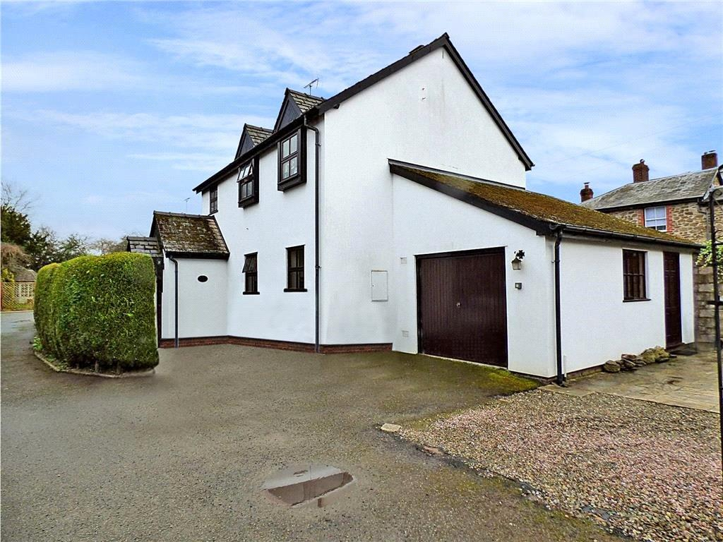 4 Bedrooms Detached House for sale in St. Davids Street, Presteigne, Powys