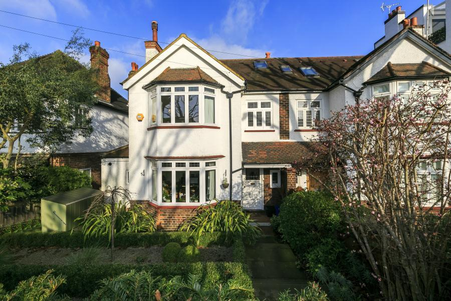 4 Bedrooms House for sale in High Park Road, Kew