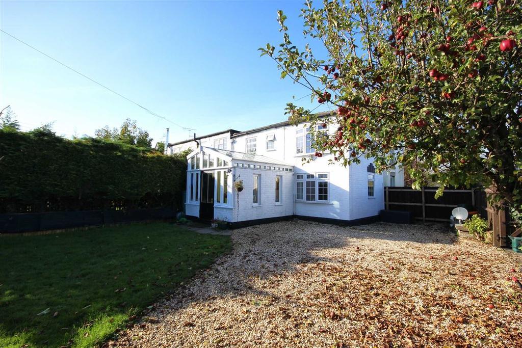 2 Bedrooms Semi Detached House for sale in Bamfurlong Lane, Staverton, Cheltenham, GL51