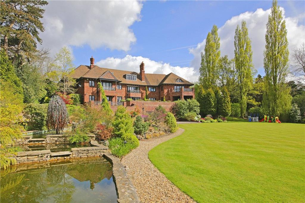 8 Bedrooms Detached House for sale in Totteridge Common, London, N20