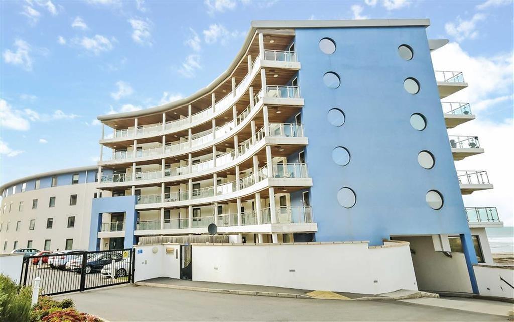 3 Bedrooms Apartment Flat for sale in Bath Hotel Road, Westward Ho, Bideford, Devon, EX39