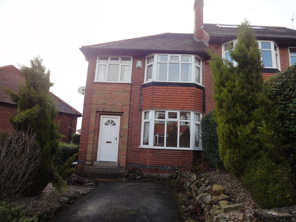 3 Bedrooms Semi Detached House for rent in 3 Greystones Close, Greystones, S11 7JT