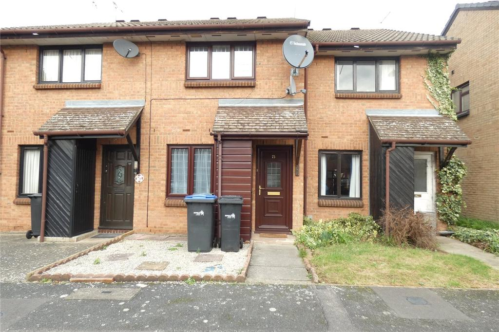 2 Bedrooms Terraced House for sale in Pycroft Way, Edmonton, London, N9