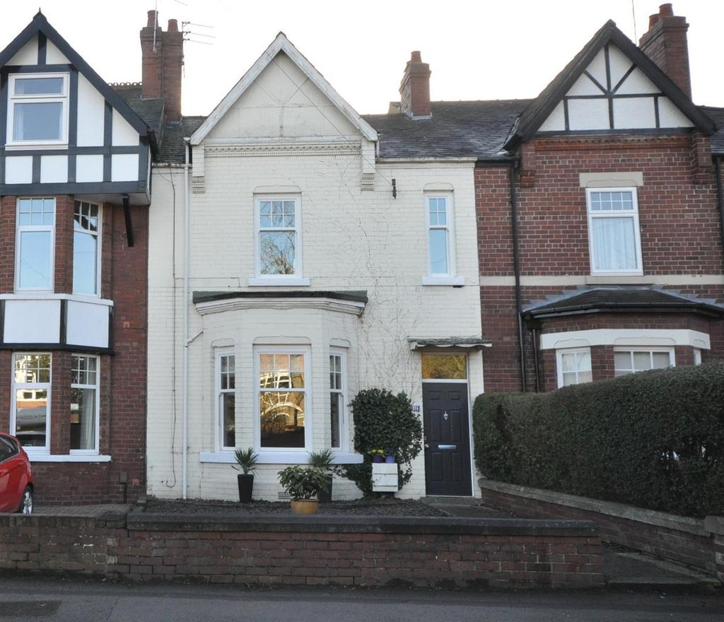 3 Bedrooms Town House for sale in Stockton Lane, York, YO31 1EY