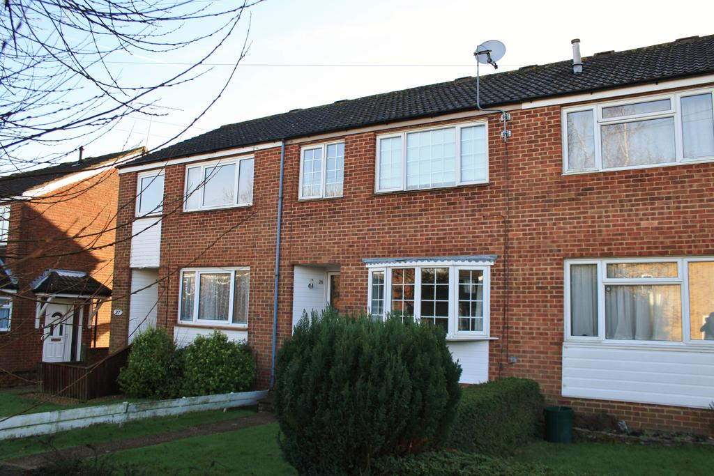 3 Bedrooms Terraced House for sale in Little Kimble Walk, Hedge End SO30