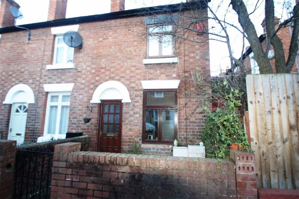 2 Bedrooms End Of Terrace House for sale in Trinity Street, Belle Vue, Shrewsbury