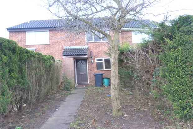 2 Bedrooms Terraced House for sale in Thorpe Field Drive, Thurmaston, Leicester, LE4
