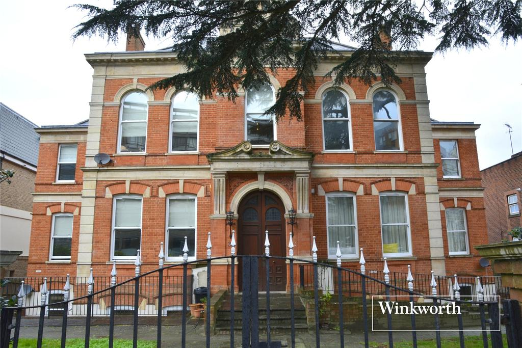 2 Bedrooms Flat for sale in Chambers Court, 32 Station Road, New Barnet, Herts, EN5