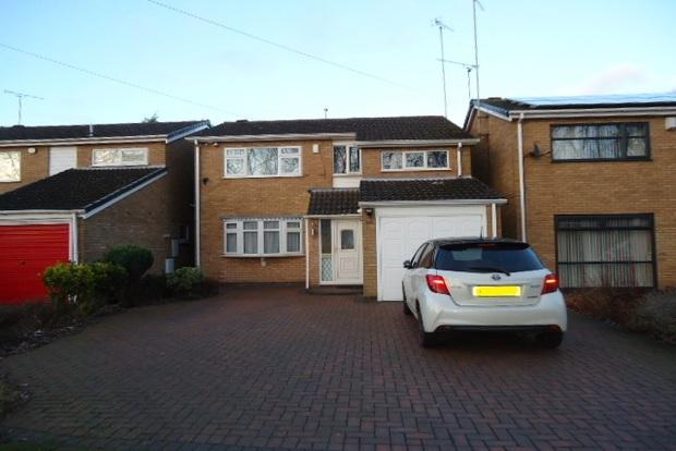 4 Bedrooms Detached House for sale in Copeland Avenue, Off Groby Road, Leicester, LE3