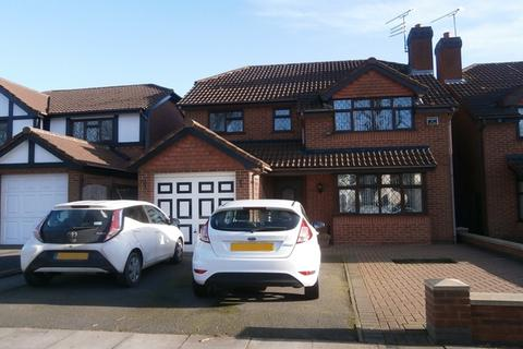 4 bedroom detached house for sale - Gimson Road, Western Park, Leicester, LE3