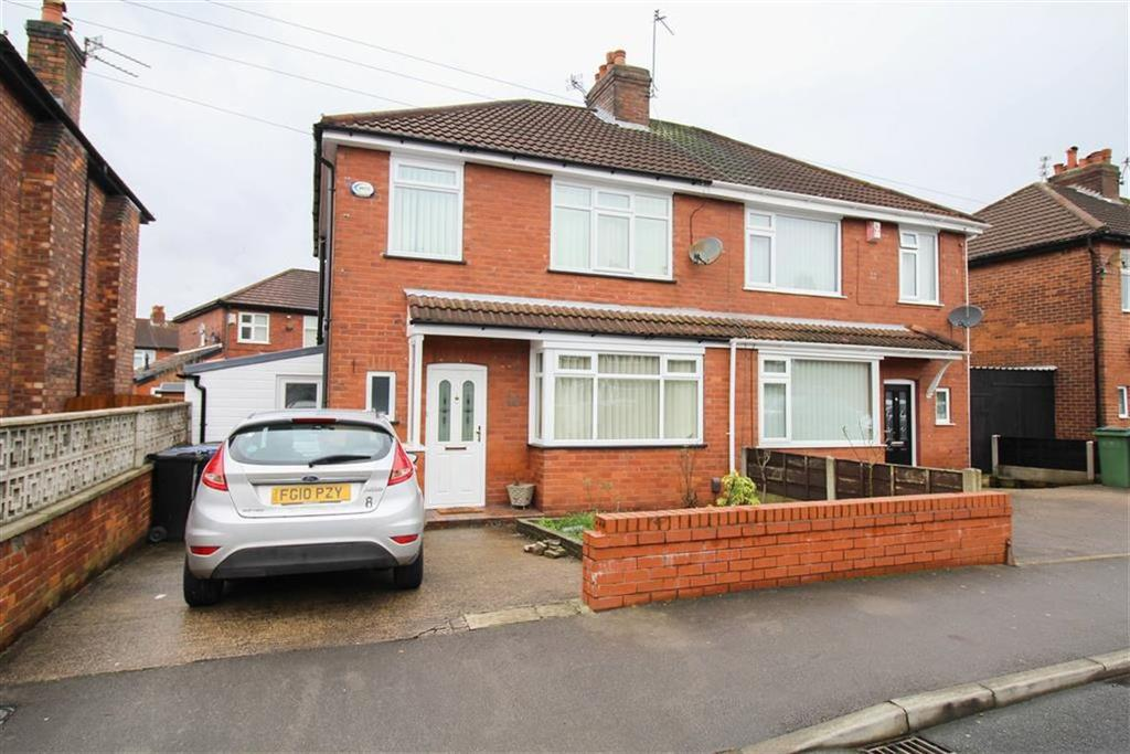 3 Bedrooms Semi Detached House for sale in Harry Road, Reddish, Stockport