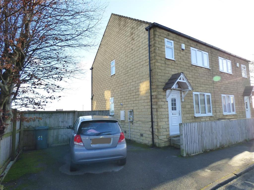 4 Bedrooms Semi Detached House for sale in King Street, Eccleshill, Bradford, BD2 2HR