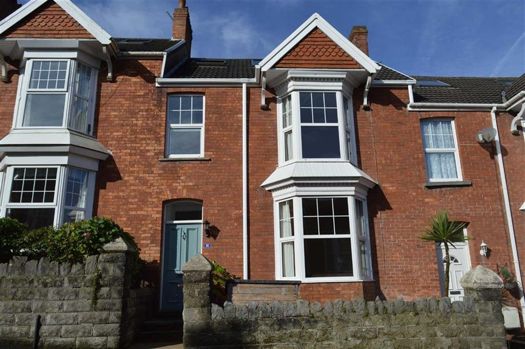 4 Bedrooms Terraced House for sale in Oakland Road, Mumbles, Swansea