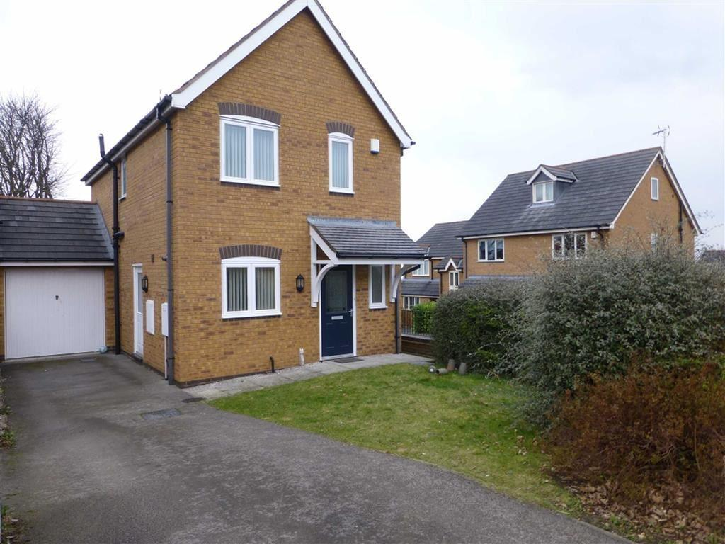 3 Bedrooms Detached House for sale in Westminster Rise, Summerhill, Wrexham
