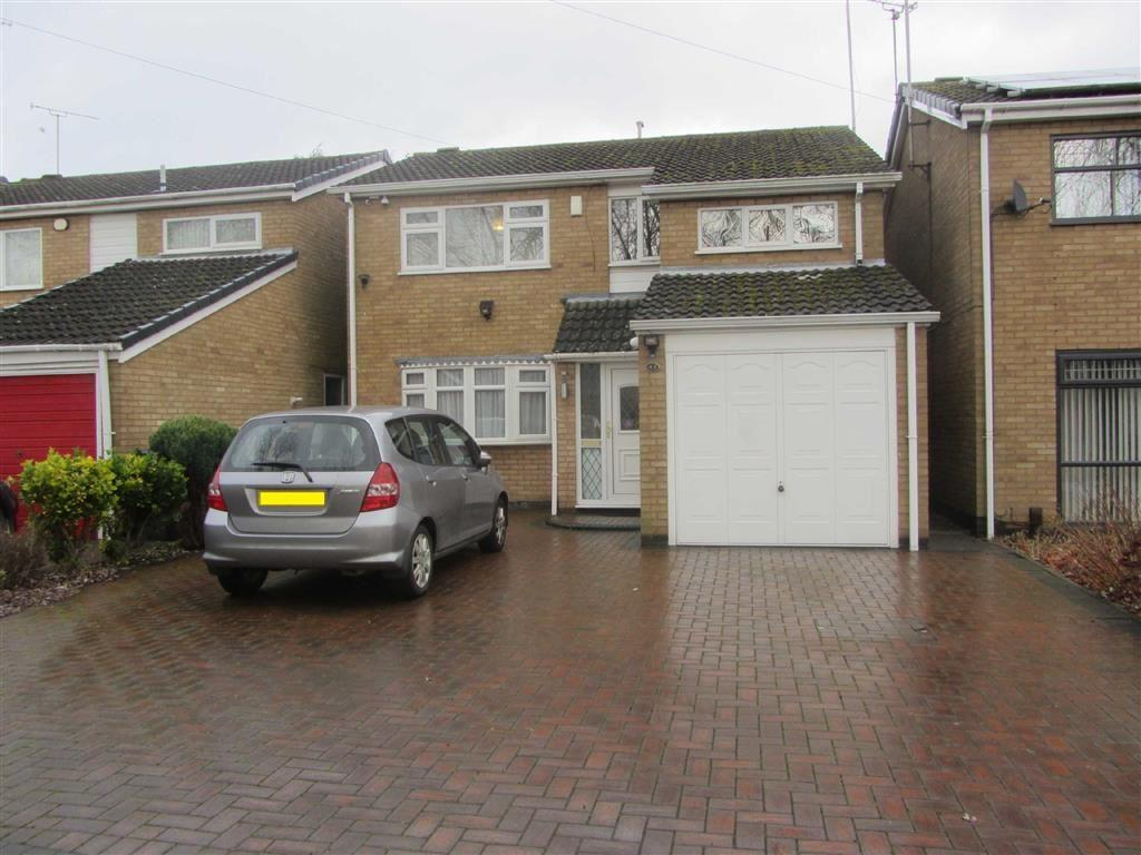 4 Bedrooms Detached House for sale in Copeland Avenue, Off Groby Road
