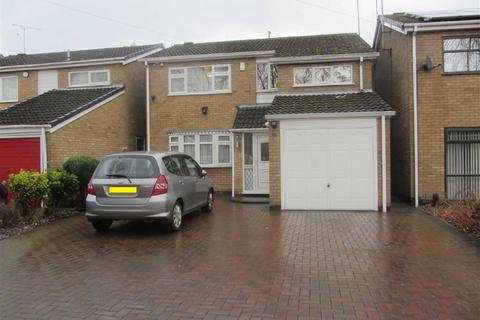 4 bedroom detached house for sale - Copeland Avenue, Off Groby Road