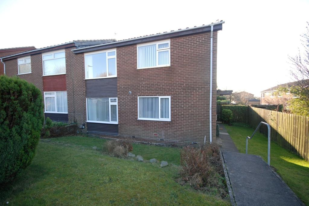 2 Bedrooms Flat for sale in Corsair, Whickham