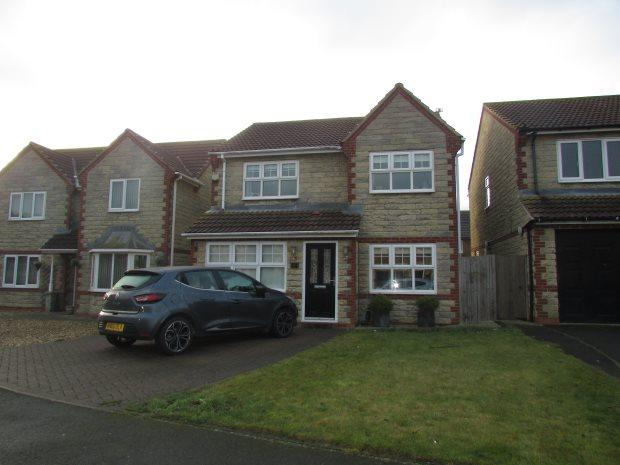 4 Bedrooms Detached House for sale in INTREPID CLOSE, SEATON CAREW, HARTLEPOOL