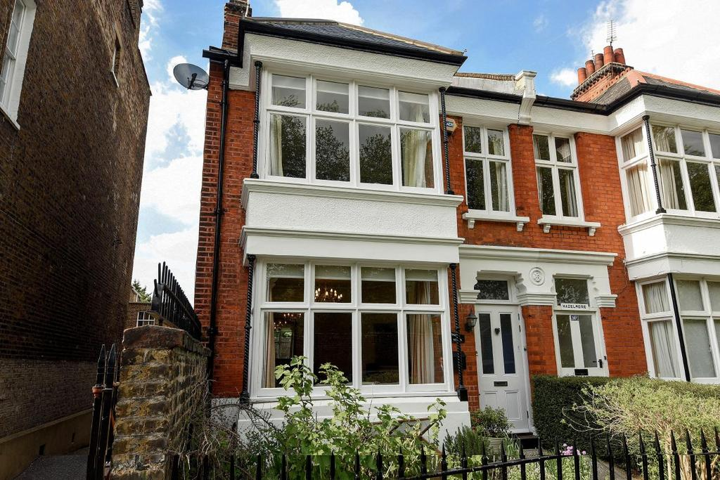 3 Bedrooms Semi Detached House for sale in Park Vista, Greenwich