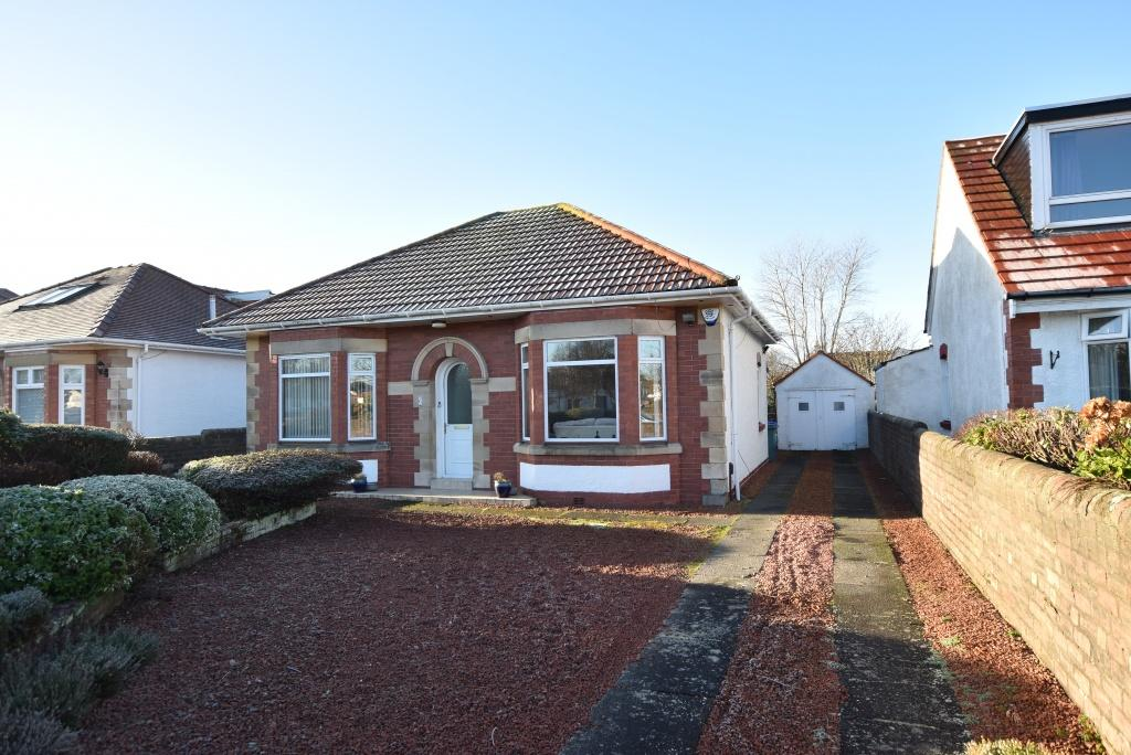 3 Bedrooms Detached Bungalow for sale in 6 Polo Gardens, Troon, KA10 6LJ