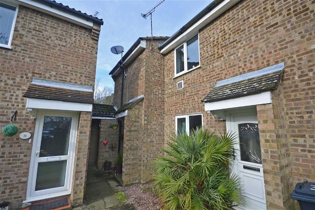 2 Bedrooms Terraced House for sale in Copperwood, Ashford, Kent