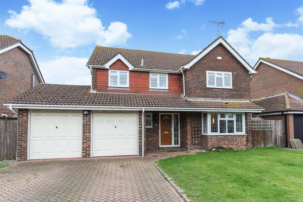 4 Bedrooms Detached House for sale in Apple Tree Walk, Climping