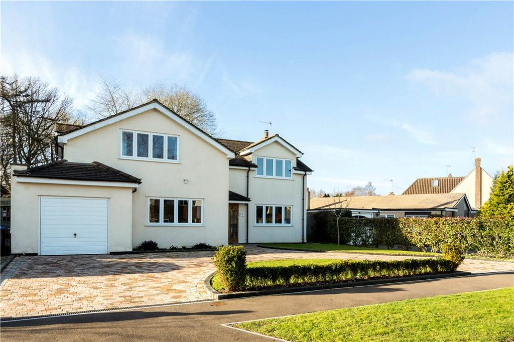 4 Bedrooms Detached House for sale in Rambling Way, Potten End, Berkhamsted, Hertfordshire, HP4