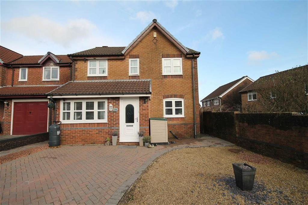 4 Bedrooms Detached House for sale in Gwaun Y Cwrt, Caerphilly