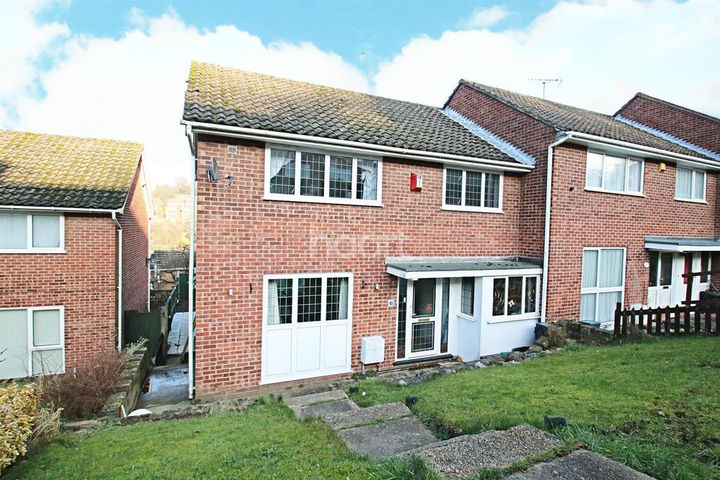 3 Bedrooms End Of Terrace House for sale in Treebourne Road, Biggin Hill