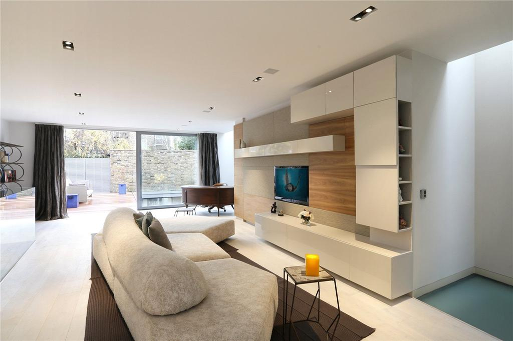 5 Bedrooms End Of Terrace House for sale in Rumbold Road, Fulham, London, SW6