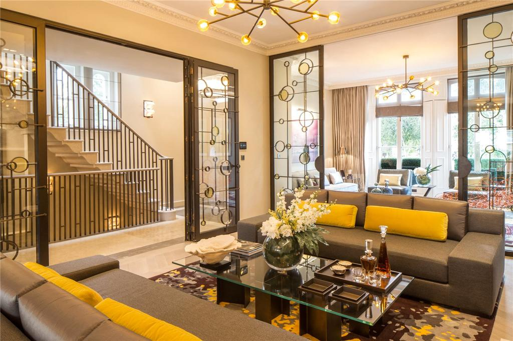 6 Bedrooms End Of Terrace House for sale in Tregunter Road, London, SW10